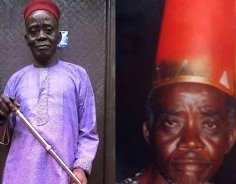 Veteran Nollywood Actor, Dan Nkoloagu is Dead
