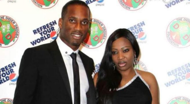 Didier Drogba Divorces Wife After 20 Years of Marriage