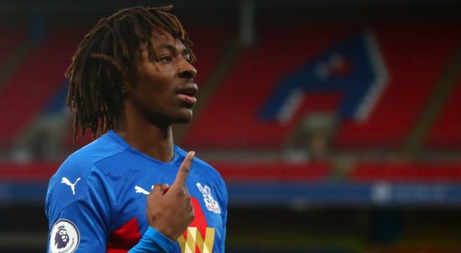 Eberechi Eze's Sublime Goal Helps Crystal Palace End Six-Game Winless Streak