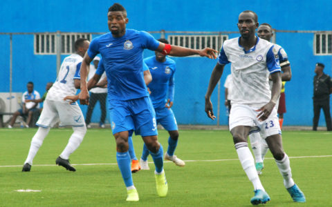 Enyimba Dumped Out of CAF champions League