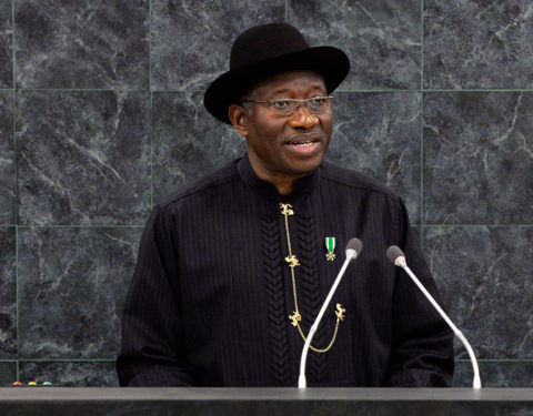 Former President of Nigeria, Goodluck Jonathan has urged US President Donald Trump to concede defeat, saying that his ambition is not worth the blood of any American citizen.