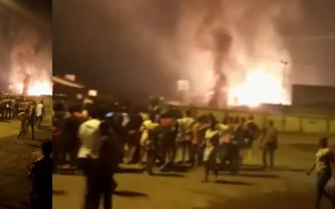 Scores Injured as Gas Explosion Hits Rivers Community