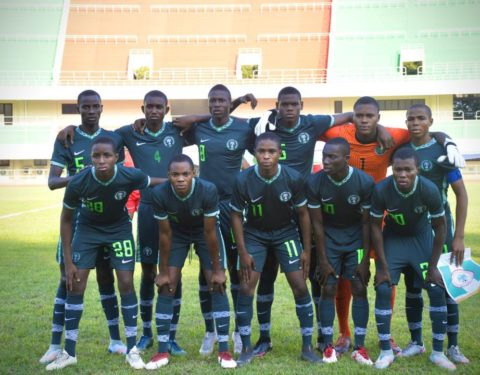 WAFU B Tourney: Golden Eaglets Tackle Burkina Faso For Final Ticket
