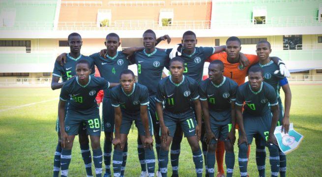 WAFU B Tourney: Golden Eaglets Tackle Burkina Faso For Final Ticket