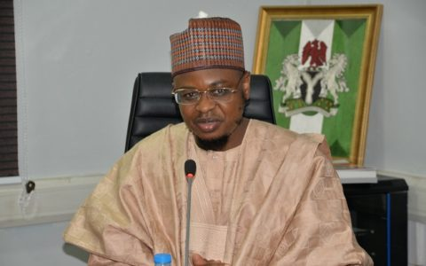 NIN: NIMC Resumes Enrolment As Minister Promises to Address Workers' Grievances