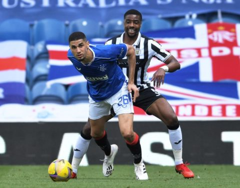 Steven Gerrard Hopeful of Extending Leon Balogun's Contract at Rangers