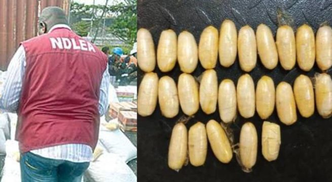 NDLEA Seizes Cocaine Worth N28bn From Hair Stylist, Others at Lagos Airport
