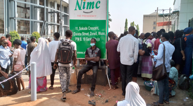 NIN Enrolment Suffers Setback as NIMC Workers Go on Strike