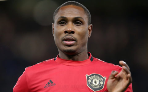 Ighalo Announces Exit from Manchester United