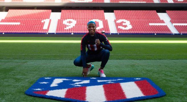 Falcons Forward, Rasheedat Ajibade Elated to Join Atletico Madrid