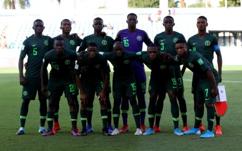 U-17 Wafu Zone B: Golden Eaglets Qualify For Semi-finals