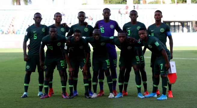 U-17 Wafu Zone B: Golden Eaglets Qualify For Semi-finals