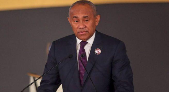 BREAKING: CAS Reinstates Ahmad as CAF President