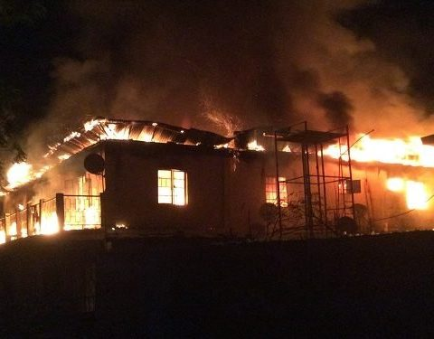BREAKING: Midnight Fire guts Rivers Timber Market
