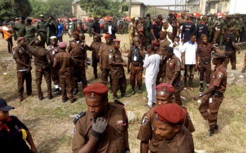 BREAKING: Herdsmen Kill Two, Set Amotekun Vehicle Ablaze in Ondo