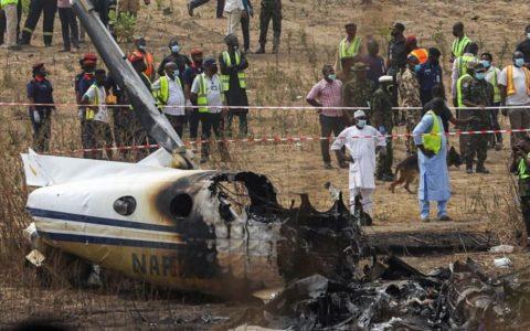 Abuja Air Crash Victims to be Buried on Thursday