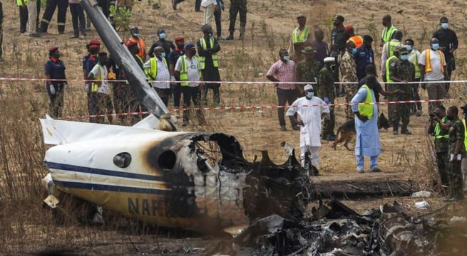 Abuja Air Crash Victims to be Buried on Thursday