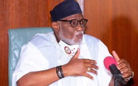 Akeredolu won't Engage in Media War with Lawan - Aide
