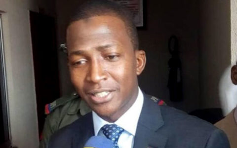BREAKING: Senate Confirms Bawa's Appointment as EFCC Boss