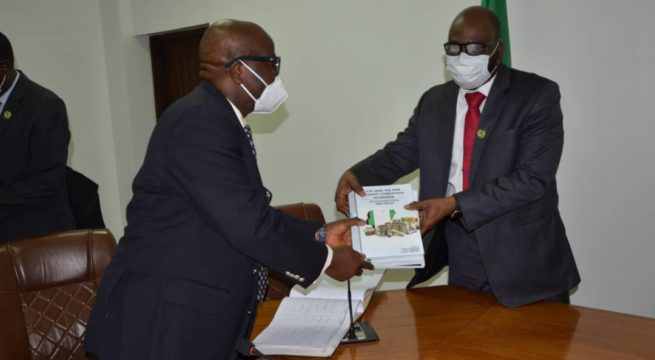 FRC, ICPC Pledge Cooperation on Assets Recovery, Project Tracking