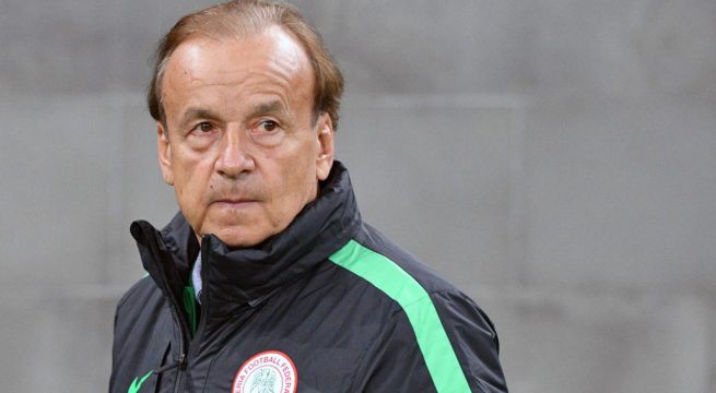Ighalo Not Out of Eagles Radar - Rohr
