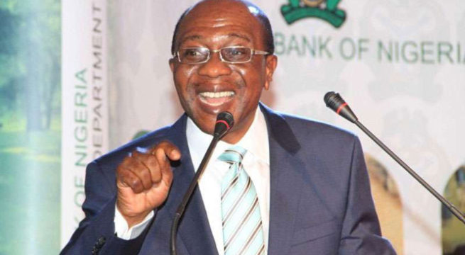 Naira Dips to 410/$ at Official Market – Emefiele