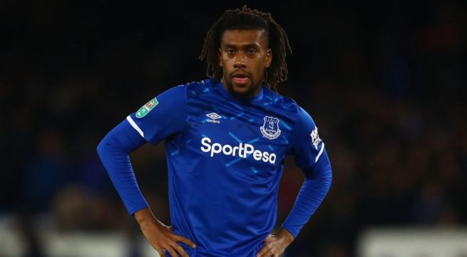 Iwobi Backs Everton to Recover From Manchester City Defeat