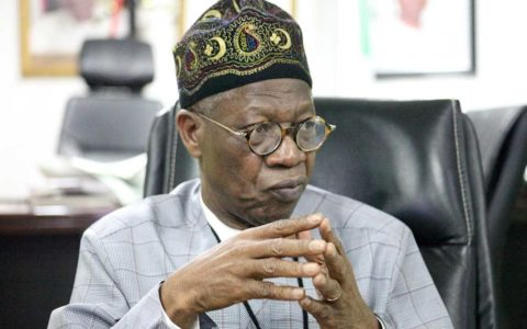 Refrain From Divisive Comments, Lai Mohammed Tells Politicians