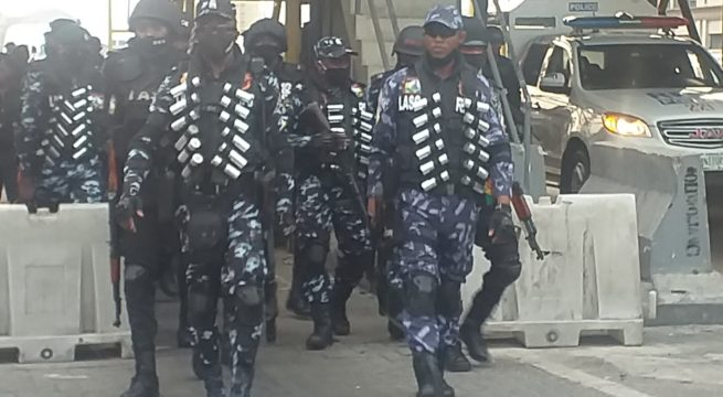 Lagos CP Condemns Molestation of Lekki Protesters, Orders Probe