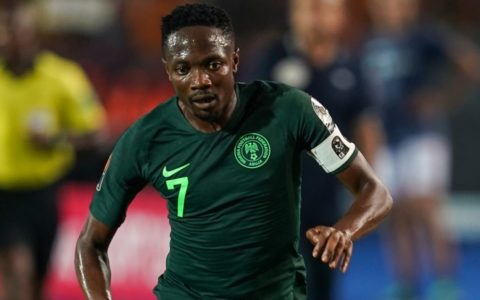 Rohr Confirms Ahmed Musa's West Brom Transfer talks
