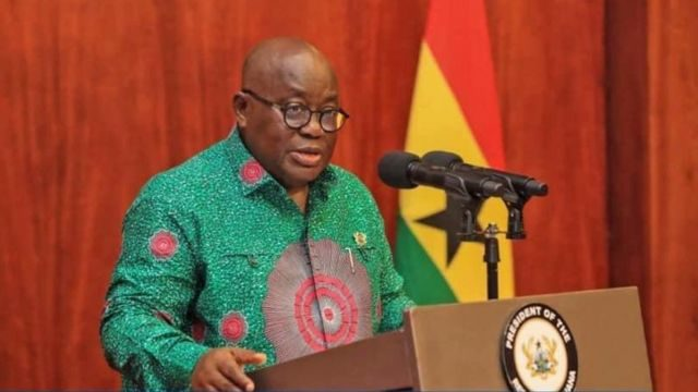 My Govt. Will Never Legalise Same-sex Marriage – President of Ghana