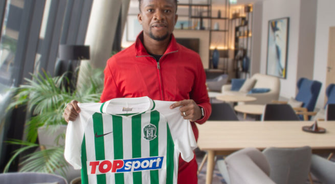 Onazi Signs for Lithunian Club FK Zalgiris Vilnus