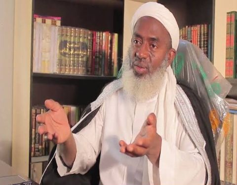 Bandits Are Peaceful People, says Sheikh Gumi