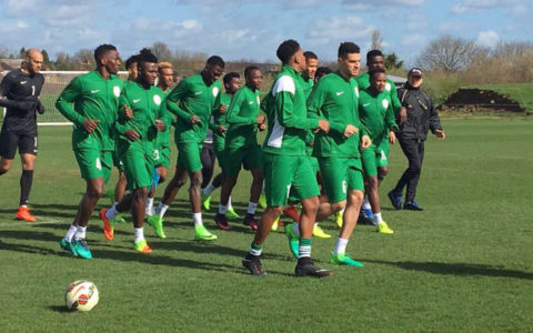 AFCON Qualifier: Rohr to Submit List of Invited Players For Benin, Lesotho Matches Next Week – NFF