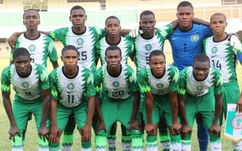 U-17 AFCON: Dosu Backs Golden Eaglets to Top Group B