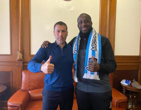 Yaya Toure Appointed Assistant Coach of Ukrainian Club Olympik Donetsk