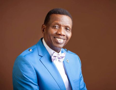 I'm Confident Terrorism will be Forgotten Soon in Nigeria — Adeboye