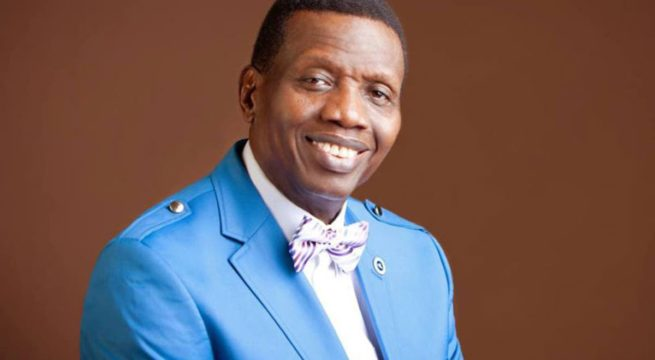 I'm Confident Terrorism will be Forgotten Soon in Nigeria — Adeboye