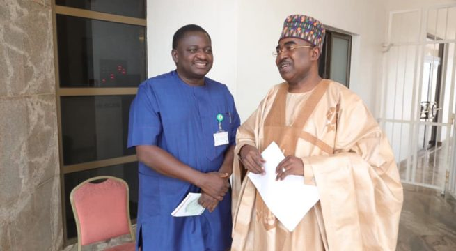 Adesina: Buba Marwa and the Bad Guys