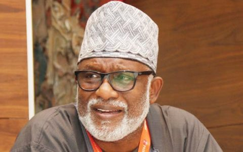 Akeredolu Directs Recitation of Oodua Anthem in Ondo Schools