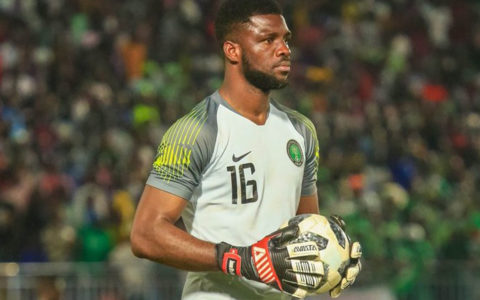 Akpeyi Breaks Silence After Missing Out Of AFCON Qualifiers