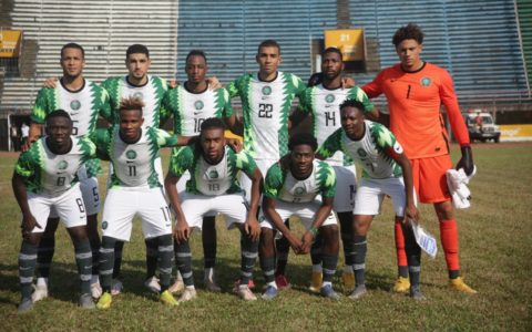 CAF Approves 10,000 Spectators to Watch Nigeria vs Lesotho Game