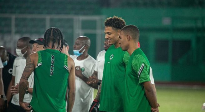 AFCON 2021: Super Eagles Forced To Train In Darkness Ahead of Benin Clash