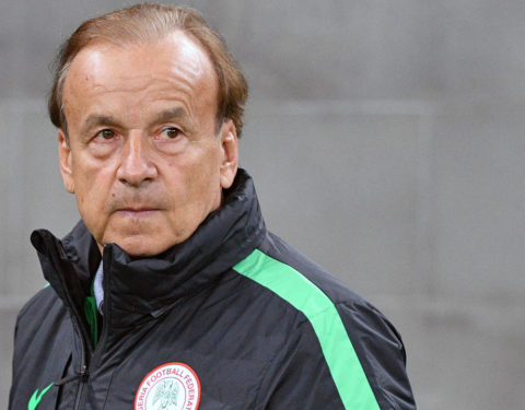 Why Onuachu was Placed on standby – Rohr