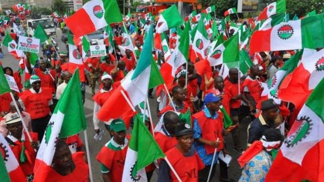 The Nigeria Labour Congress, NLC, plans to embark on a nationwide protest to protest a move by the National Assembly to remove the minimum wage from the Exclusive List to the Concurrent List.