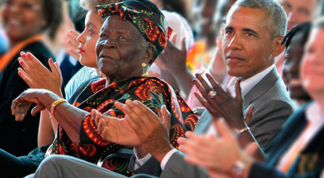 Barack Obama's Grandmother, Mama Sarah is Dead
