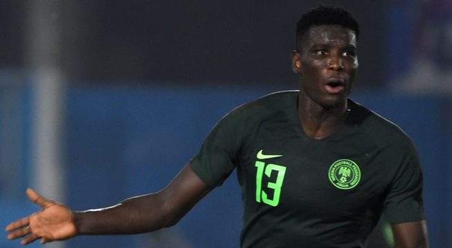 AFCON Qualifier: Rohr Invites Onuachu as Replacement for Injured Forward