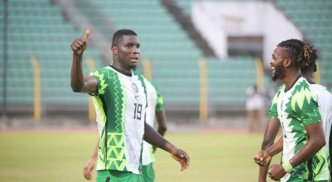 Super Eagles Gunning for Gold at AFCON 2021 – Onuachu