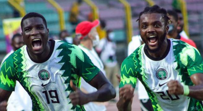 Onuachu Seals Super Eagles AFCON Qualification with Sublime Finish