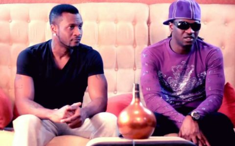 Peter Okoye Blames Fans For P-Square's Breakup as he Reacts to Grammy Awards